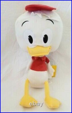 5 pc Disney DuckTales Comforter, Sheets, & Plush Decoratve Pillow Set NIP