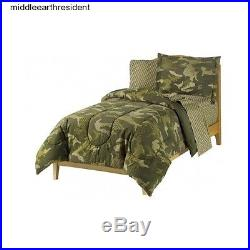 Bedding Camouflage Army Green Khaki Olive Camo Sheet Comforter Set Twin Full