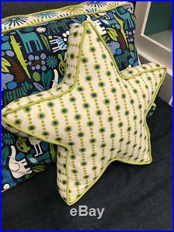 Boy's Twin Bedding Set, custom made, new