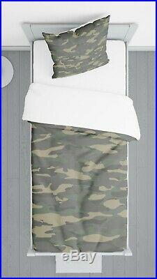 Camo Comforter or Duvet Cover camo bedding man duvet camouflage comforter boys