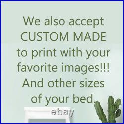 Cartoon Kids Quilt/Duvet Cover Bedding Set Twin/Full/Queen/King Pillowcase Boys
