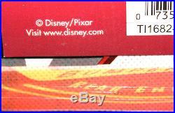 Disney Pixar Cars 5 PC Twin Bed Set With Reversible Comforter + Bonus Tote