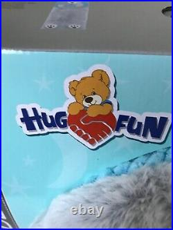 Hugfun Slumber Bag Size 66 X 28 Gray 64% Polyester Fiber NEW