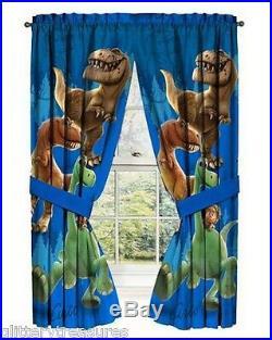 Kids Girls Boys The Good Dino Dinosaurs Bed In A Bag / Comforter Set- 2 Prints