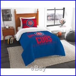 MLB Chicago Cubs Grand Slam Bedding Comforter Set