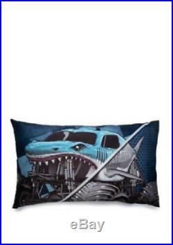 Monster Jam Slash Reversible 5PC Twin Bedding Set New