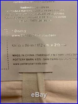 New Pottery Barn Disney Princess Quilt Twin