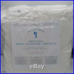New Pottery Barn Kids Hydrocool Hypoallergenic Down-Free Twin Duvet Insert