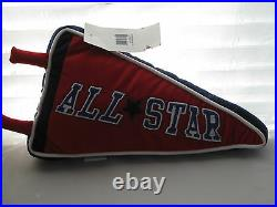 New Unlimited Kids All Star Sports Twin Comforter Set Pillow Wall Decals 5 Pc