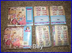 New Vintage Disney Cinderella Bedroom Decor Twin Sheet Set, Pillow Sham, Drapes