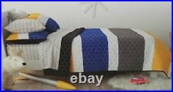 Pillowfort Sports Twin Quilt NIP