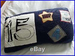 Pottery Barn Kids Austin Sports Twin quilt, sheet, sham, Duvet Cover, pillow