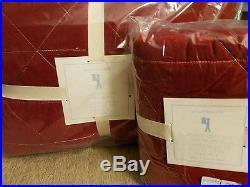 Pottery Barn Kids Corduroy Cozy Twin Quilt 1 Standard Sham
