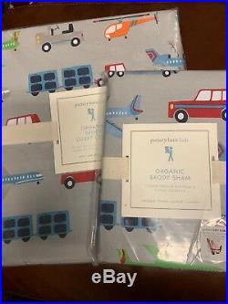 Pottery Barn Kids ORGANIC BRODY Twin Duvet/Standard Sham Christmas Gifts