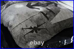 Pottery Barn Teen Star Wars Space Chase Twin Duvet Cover + Sham