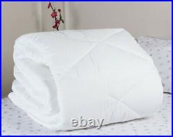 Princesses Bedding Set Crown 100% Cotton Duvet Cover Set Twin Size Boys Bed Set