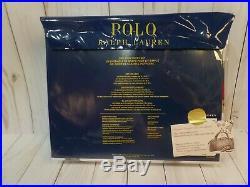RALPH LAUREN Polo Teddy Bear Boy 3 PC TWIN SHEET SET NEW FREE 2 DAY FEDEX