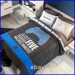 Videogame New Design Teens Boys Original Reversible Comforter Set 2pcs Twin Size