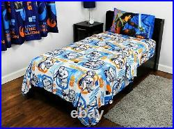 WHOLESALE HUGE LOT 40 STAR WARS REBELS BED SHEET SET Disney Kid Boy Bedding