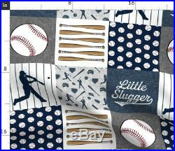 Wholecloth Cheater Baby Boy Baseball Trendy Cute Sateen Duvet Cover by Roostery