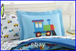 Wildkin Kids 100% Cotton Twin Bedding Set For Boys And Girls, Twin Comforter Set