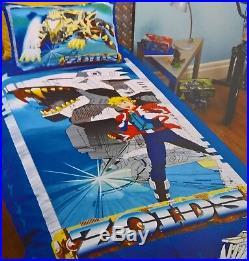 Zoids DOONA SINGLE QUILT DUVET BED COVER SET Action Figure Twin